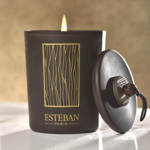 Bougie Déco Esteban - Cedre Esteban