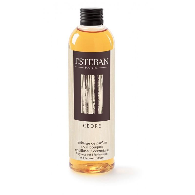 Recharge 250 ml Esteban - Cedre Esteban