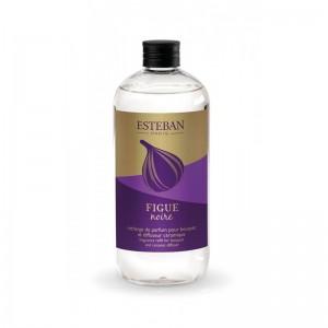 Recharge de parfum pour bouquet 500 ml Esteban - Figue Noire Esteban