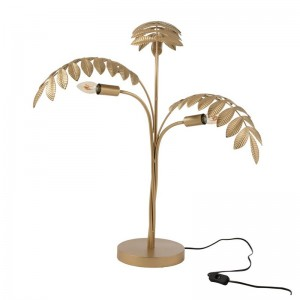 Lampe palmier j-line - zinc or J-Line